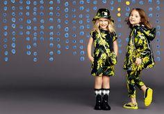 Dolce & Gabbana Collezione Bambini Estate 2015