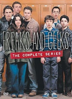 FREAKS AND GEEKS:COMPLETE SERIES