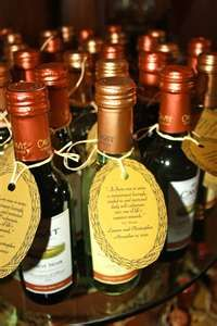 Do they sell mini bottles of limoncello? That would be a beautiful idea for a favor. Unique Wedding favors and wedding ideas    #WeddingFavors #Wedding Ideas