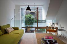 david mikhail architects: hoxton house