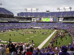 Ravens Stadium: Baltimore
