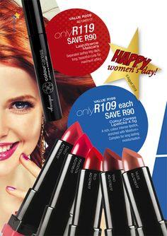 Annique | Monthly Specials ~ Rooibos-Miracle Mascara, Moisturizer, Lipstick, Moisturiser, Mascaras, Lipsticks