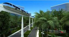 The Venus Project Monorail