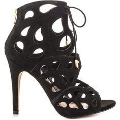 Aldo Women's Dellarocca - Black (£54) ❤ liked on Polyvore