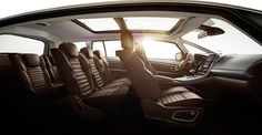 Renault Espace Initiale - Full CGI by Small Dots