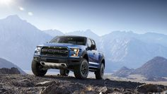 2017 Ford F-150 Raptor To Have 450 HP And 510 lb-ft