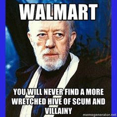This is what I think about every time I walk into any Walmart - Imgur