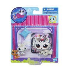 Littlest Pet Shop Figures Tiger & Baby Tiger