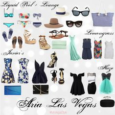 This would be my Vegas style. Summer Vegas Outfit, Las Vegas Outfit, Cute Summer Outfits, Cute Outfits, Vegas Outfits, Vegas Attire, Vegas Clothes, Vegas Vacation, Las Vegas Trip