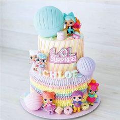 Maravillosas ideas para fiestas de muñecas LOL surprise | Tarjetas Imprimibles