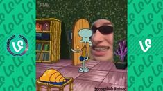 The Best Try Not To Laugh September  2016 SpongeBob Vine Edition - YouTube