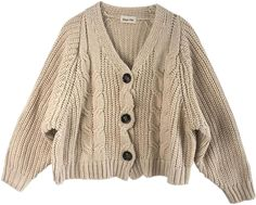 Aesthetic clothes, cable knit cardigan, cable knit sweaters, new outfits, casual outfits Strick Cardigan, Cable Knit Cardigan, Cable Knit Sweaters, Oversized Cardigan, Pullover Mode, Neue Outfits, Casual Outfits, Fashion Outfits, Sweater Fashion