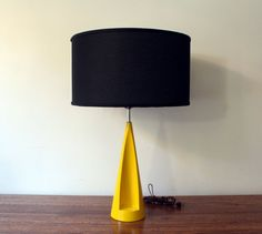 Another iteration of a black light? Not really, but still cool. #black #yellow