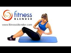 Upper and Lower Back Workout - At Home Back Exercises to Tone & Strengthen