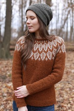 Ravelry: Arboreal pattern by Jennifer Steingass