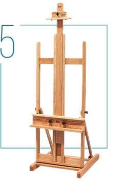 Richeson Easel Extravaganza Day 5 - Artist's Network
