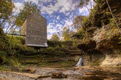 rock mill lancaster ohio | Lancaster Rock Mill (It has been repaired from it's original state ...