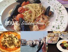 Exploring Italy, Gluten-Free Travel
