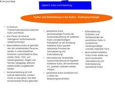 Kultur und Entwicklung Boarding Pass, Psychology, Culture
