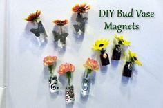 bud vase magnets