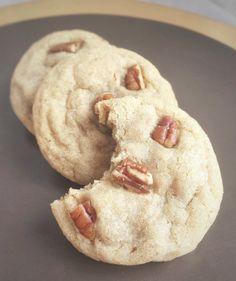 Homemade Butter Pecan Cookies 2 Dozen by GoldenSageHomeMade
