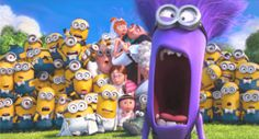 Bah!!!! Home Movies, Despicable Me, Minions, Minion, Minion Stuff