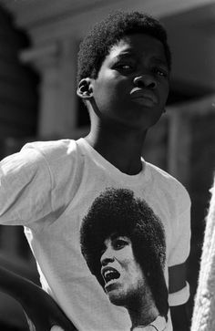 """howtoseewithoutacamera: """" by Stephen Shames From the Black Panther Party project. """""""