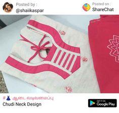 Churidhar Neck Designs, Dress Neck Designs, Blouse Designs, Diya Designs, Simple Kurti Designs, Kurta Neck Design, Stylish Blouse Design, Neck Pattern, Churidar