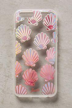 Seashells iPhone 6 Case #anthropologie