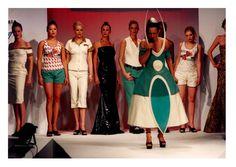 Annika´s Abschlusskollektion 1999 von der Uni ©Annika Graalfs