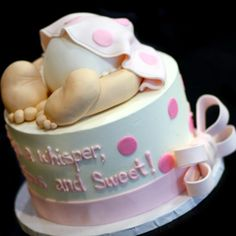 Baby Shower Cakes - Sweet Memories Bakery | Crave Event Caterers