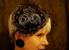 great site for diy hair fascinators
