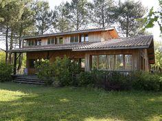 épaisseur mur extérieur maison bois canada - Recherche Google