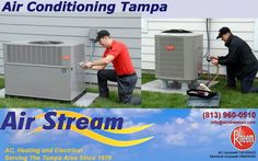 Call us at (813) 960-0510 and get service warranty of 1 year on labor & 10 years on parts for your AC repair.