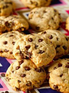 Biscuits santé aux pépites de chocolat (Aucun compromis!)