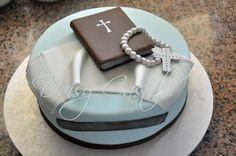 First Communion Cake! - Cake by DaisyCastelli