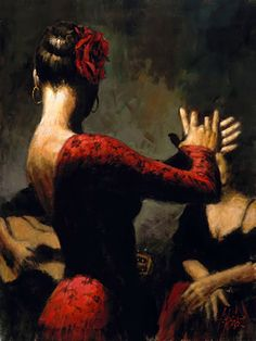 Le FLAMENCO vu par : Fabian PEREZ /Tablado Flamenco