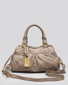 Marc By Marc Jacobs Classic Q Baby Groove Satchel