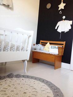 Jongens babykamer budget | Kinderkamerstylist