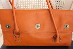 Cynthia Rowley Leather Bag -- Handbags - Inspirations by Rebecca -- Cynthia Rowley bag -- www.inspirationsbyrebecca.com