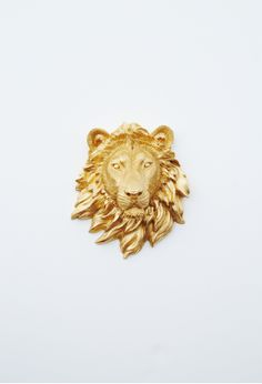 If wanting a resin Lion head in my house is wrong . . . . then I don't want to be right. This is . . wait for it . . . legen-dary!