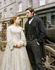 Daniela Denby-Ashe e Richard Armitage in 'North and South'