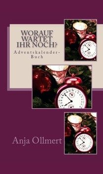 Mein neues Buch für den Advent 2013 schon jetzt bestellen und sich einen Überblick verschaffen. Für alle, die nach neuen Impulsen suchen, ob privat oder für die Arbeit mit Gruppen.