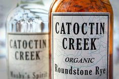 Catoctin Creek is a distillery in Purceville, VA which offers tours and wine tastings of their Organic Rye Whiskey, Mosby's Spirits, and unique brandies, which are found in an increasing number of DC area bars and liquor stores, including Virginia's ABC stores.  However, the drive is nice and it is fun to  meet the owners and tour the distillery .