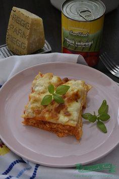 Lasagna, Bologna, Mozzarella, French Toast, Bacon, Gluten, Mai, Bread, Breakfast