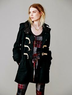 Free People Wooly Toggle Coat, C$307.96