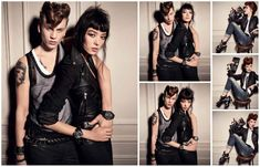 Diesel - Campaign Fall Winter 2012