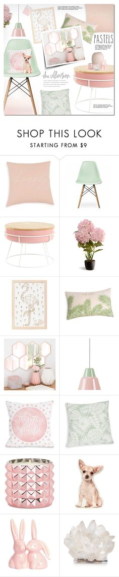 """""""The Collection"""" by justlovedesign ❤ liked on Polyvore featuring interior, interiors, interior design, home, home decor, interior decorating, Ciel, National Tree Company, One Bella Casa and D.L. & Co."""