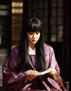 Yu Aoi as Takani Megumi in the Rurouni Kenshin live action films. #Megumi #RuroKen #RurouniKenshin