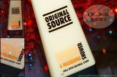 Mela Beauty: Original Source Mango & Macadamia